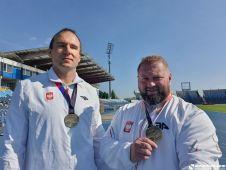 Mirosław Madzia i Janusz Rokicki