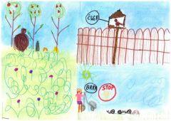 6. Paulina Lupa, Strumień, wyróżnienie kategoria przedszkole